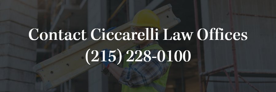 Philadelphia Construction Accident Lawyer